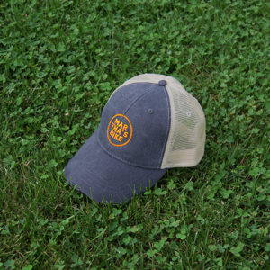 mechanic trucker cap