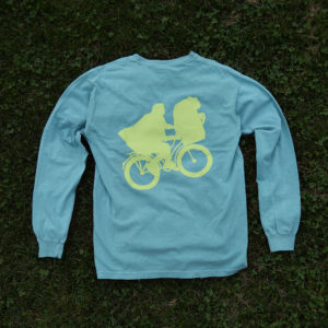 bike long-sleeve (green)