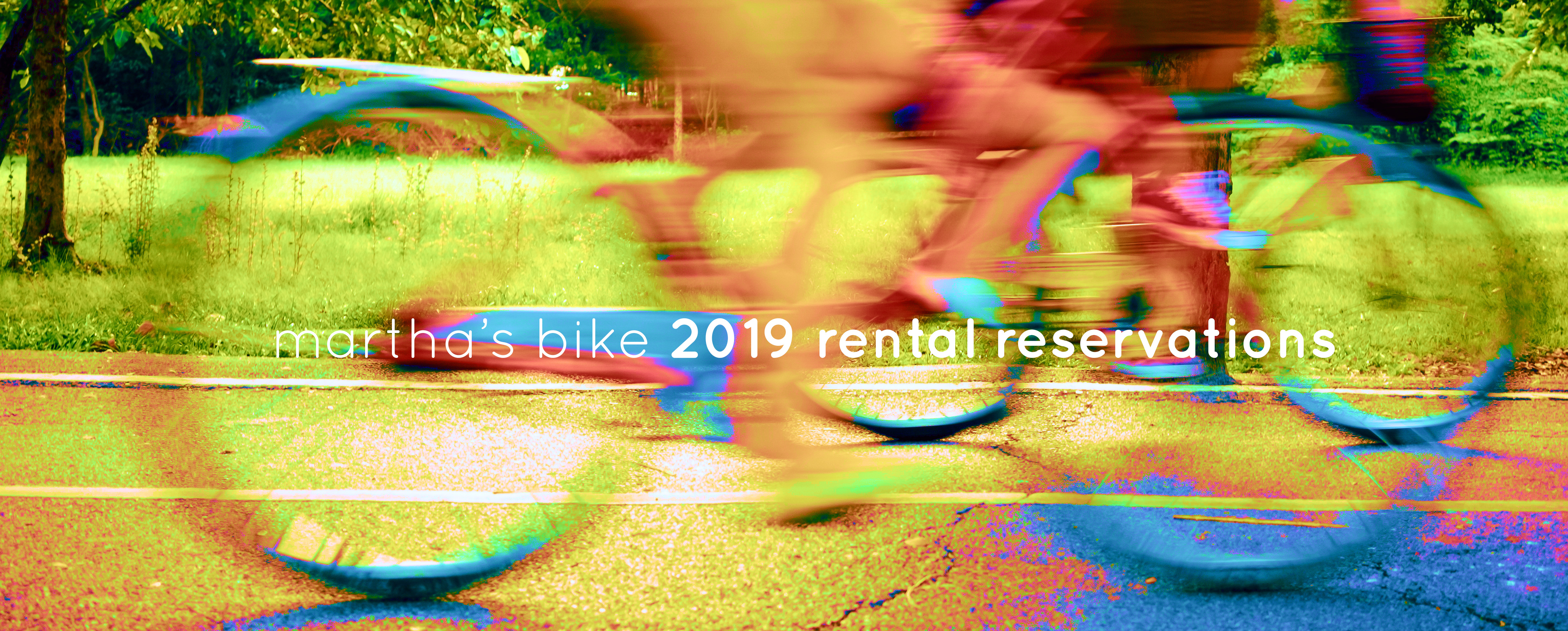 reserve your bikes